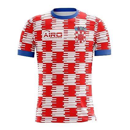 eaf2aa102c7 Amazon.com   Airo Sportswear 2018-2019 Croatia Home Concept Football ...