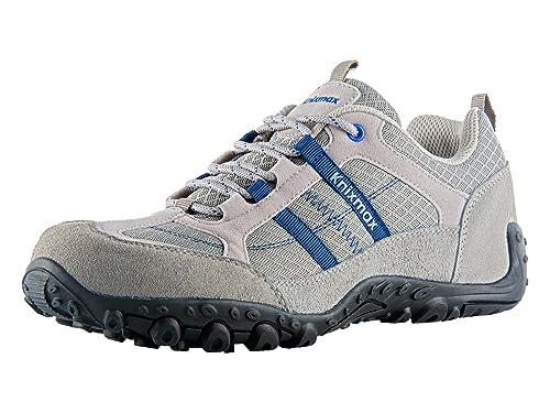Knixmax Zapatillas de Senderismo para Hombre, Zapatillas de