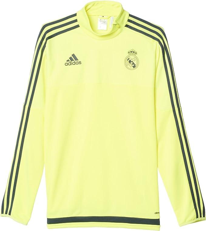 adidas Real Madrid CF TRG Top - Camiseta: Amazon.es: Ropa y accesorios