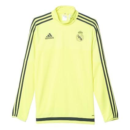 b12e23917e9d3 adidas Real Madrid CF TRG Top - Camiseta  Amazon.es  Deportes y aire ...