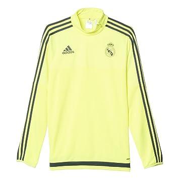 adidas Real Madrid CF TRG Top - Camiseta  Amazon.es  Deportes y aire ... 461c8d7b8e689