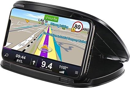 Amazon.com: Soporte para teléfono móvil para coche, soporte ...