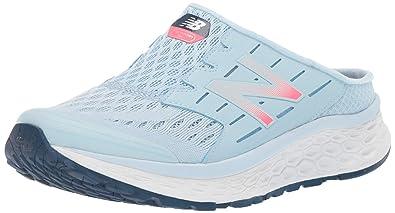 New Balance Women's 900v1 Fresh Foam Walking Shoe Black 6 B US
