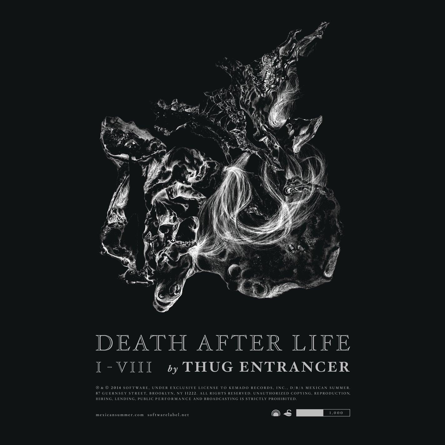 CD : Thug Entrancer - Death After Life (CD)