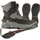 Korkers DarkHorse Wading Boot w/ both Felt & Kling-On Soles