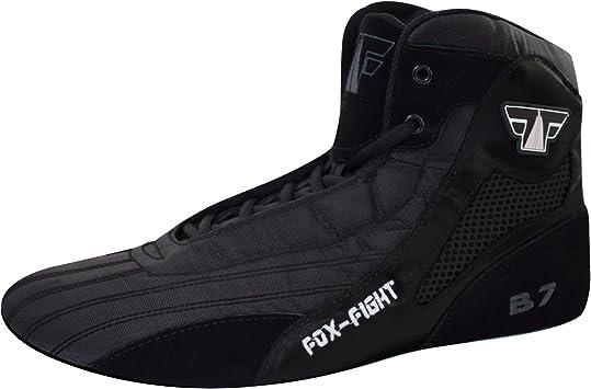 FOX-FIGHT B7 Sambo Shoes Black Edition