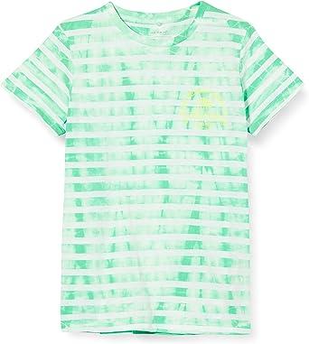 NAME IT Nkmjenke SS Top Box Camiseta, Brote de Primavera, 116 para Niños: Amazon.es: Ropa y accesorios