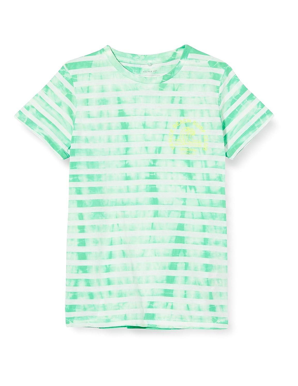 NAME IT Jungen Nkmjenke Ss Top Box T-Shirt