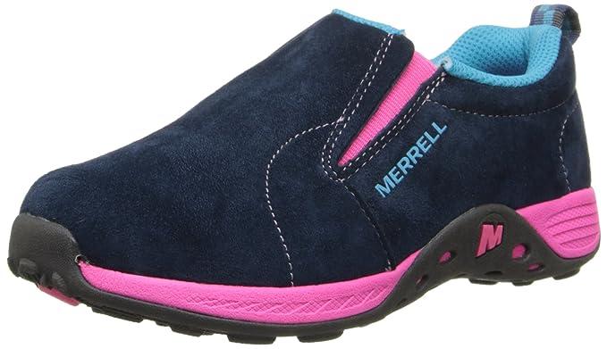Merrell Jungle Moc Sport Jovenes US 13 Azul Zapatillas: Amazon.es: Ropa y accesorios