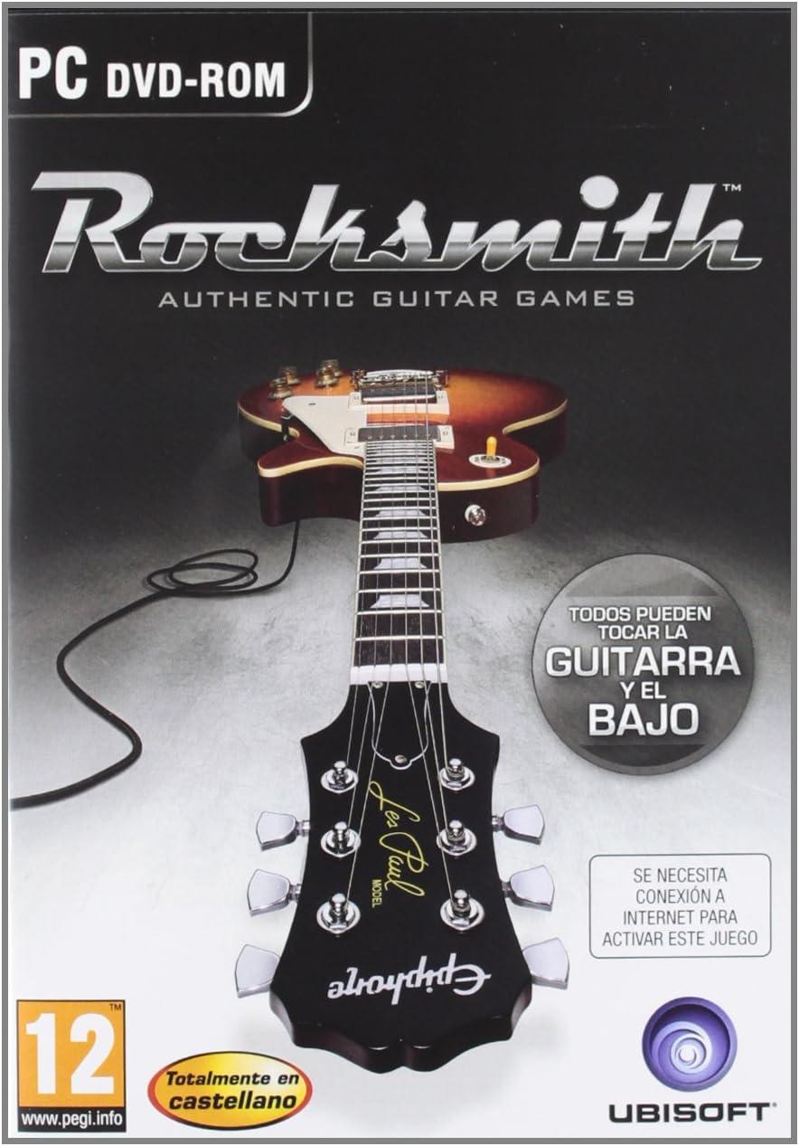 Rocksmith: Amazon.es: Videojuegos