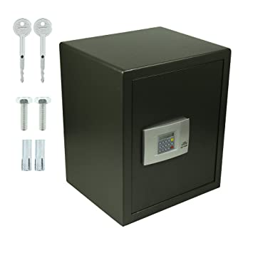 Burg-Wächter PointSafe P 4 E Caja Fuerte de Empotrar Negro Capacidad: 57,9 l: Amazon.es: Bricolaje y herramientas