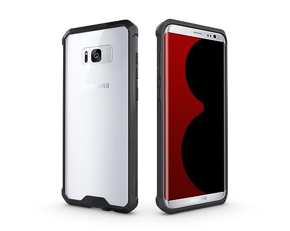 Amazon.com: Carcasa para Samsung Galaxy S8, inizeal ...