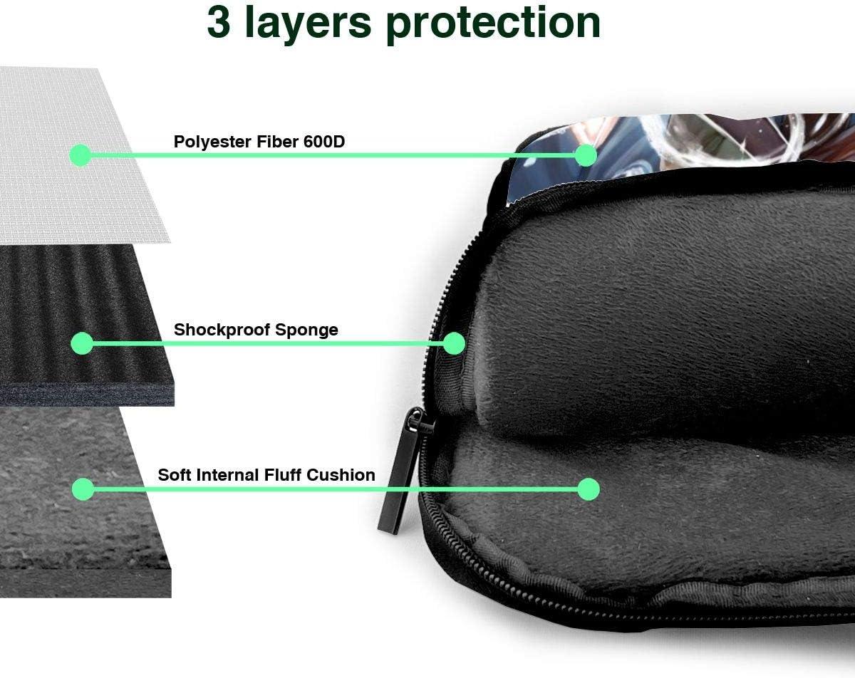 Avatar Last Airbender Laptop Sleeve Case Handheld One Shoulder Shockproof Oxford Protective Case//Notebook Computer Pocket Case//Tablet Briefcase Carrying Bag Compatible-15.6 inch