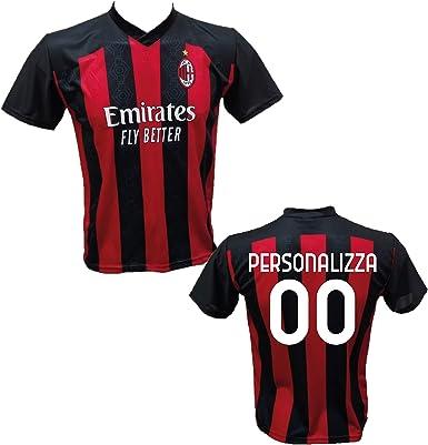 Adulto DND di DAndolfo Ciro Maglia Calcio Piatek 19 Milan Replica ...