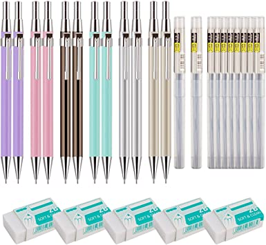 HB Sets of Mechanical Pencil Refill Lead 0.5 mm or 0.7mm