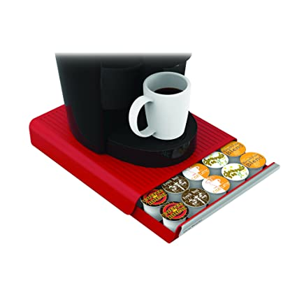 Merveilleux Mind Reader Coffee Pod Storage Drawer For K Cups, Verismo, Dolce Gusto,