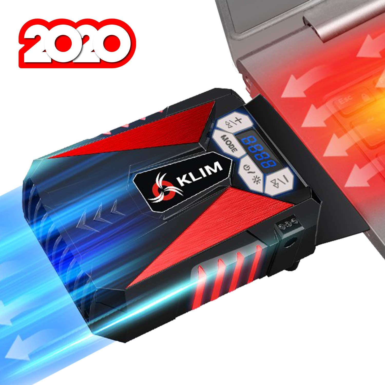 KLIM Cool – Refrigerador para Ordenador Portátil – Ventilador de ...
