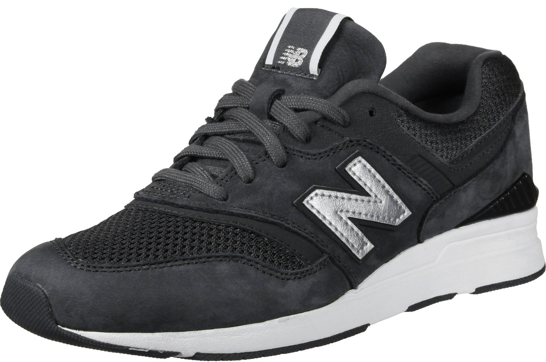 New Balance Wl697v1 Damen Wl697v1 Balance Sneaker anthrazit / Weiß 681537
