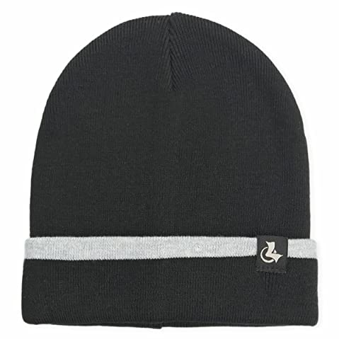 953b06d94ef 3. lethmik Winter Beanie Skull Cap Warm Knit Fleece Ski Slouchy Hat For Men    Women