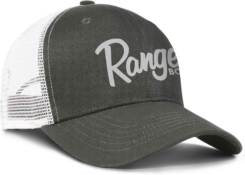 Snapback Adjustable Mesh Hat coolgood All Cotton Trucker Cap Ranger-Boats