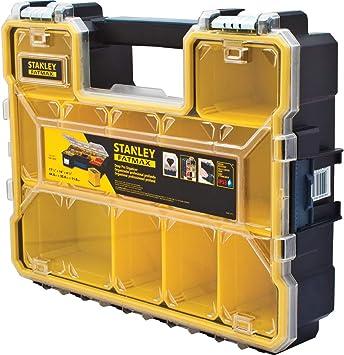 STANLEY FATMAX Organizador de caja de herramientas, Deep Pro (FMST14820): Amazon.es: Bricolaje y herramientas
