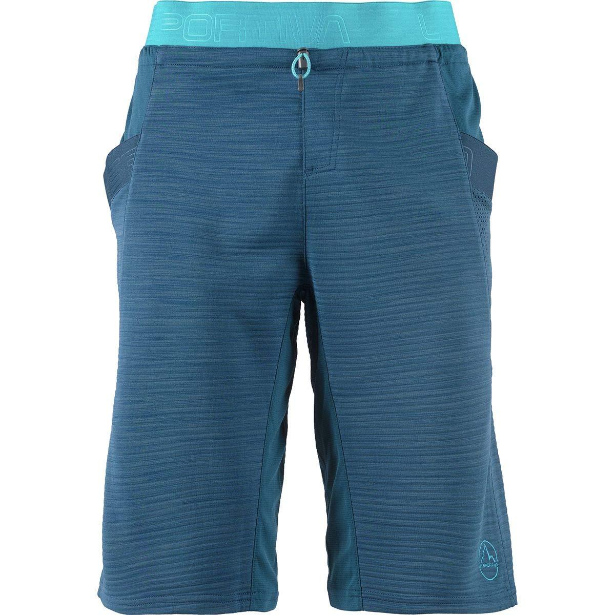 La Sportiva Men's Force Short, Opal, XL by La Sportiva