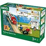BRIO World - 33773 - CIRCUIT EN 8 VOYAGEURS