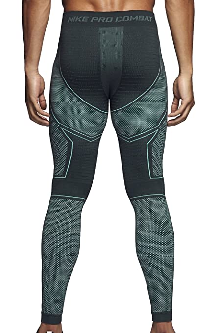 007fcdd18e55a ... Amazon.com Nike Men s Dri-Fit Pro Combat Hyperwarm Flex Compression  Tights Large ...