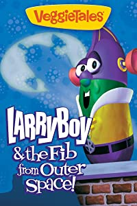 Amazon Com Veggietales Larryboy And The Fib From Outer Space Phil