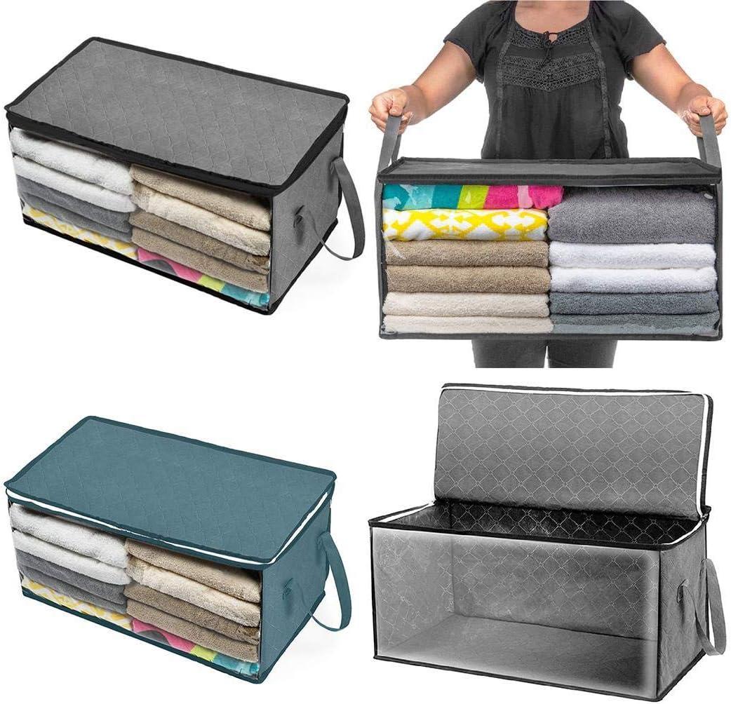 Bolsas de almacenamiento Kloius para ropa (2 colores) por sólo 7,59€ con el #código: FJRWLS2A