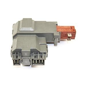 Supplying Demand 131763202 Front Load Washer Door Lock Fits 131763256 131763255