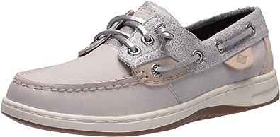 sparkle boat shoes
