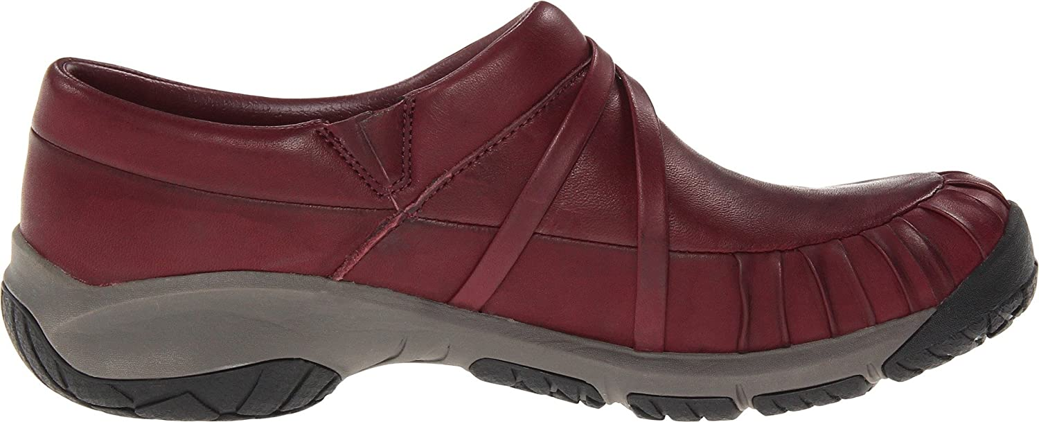 Merrell Women's Encore Pleat Moc Fashion Sneaker Windsor Wine