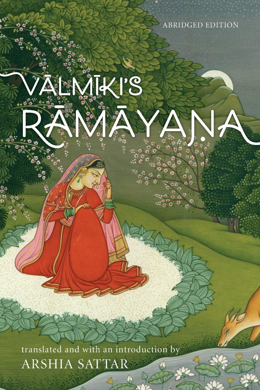 Valmiki's Ramayana Abridged Edition