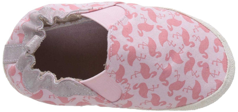 Robeez Unisex Babies/' Summer Camp Slippers