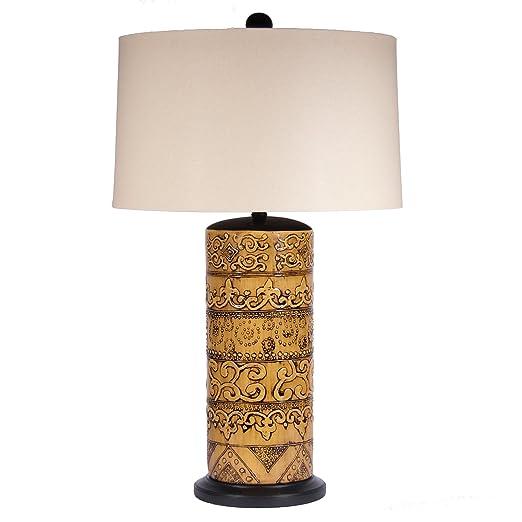 Bradburn Gallery Calliope Contemporary Ceramic Table Lamp Amazon Com