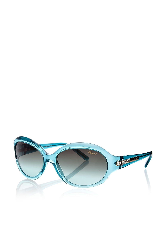 Chopard Gafas de sol SCH-016S-0B37 azul: Amazon.es: Ropa y ...