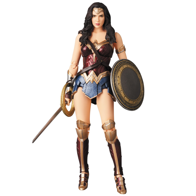 Medicom Justice League Wonder Woman Maf Ex Figure Toys Bott Funko Pop Jl Cyborg Games