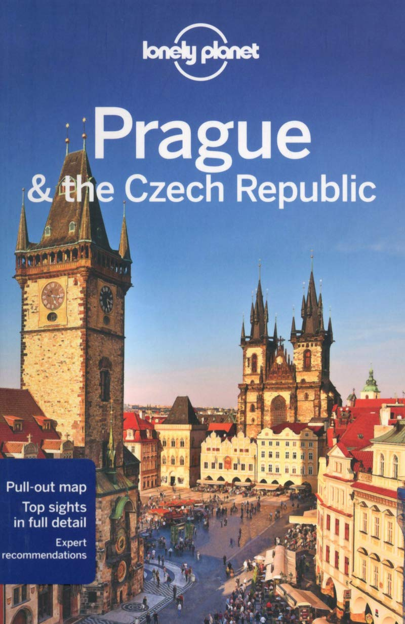 Lonely Planet Prague /& the Czech Republic 11th Ed. 11th Edition