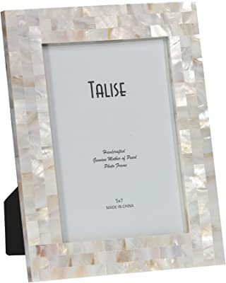 Talise 5-Inch by 7-Inch Luxury Frame, Izzy 37
