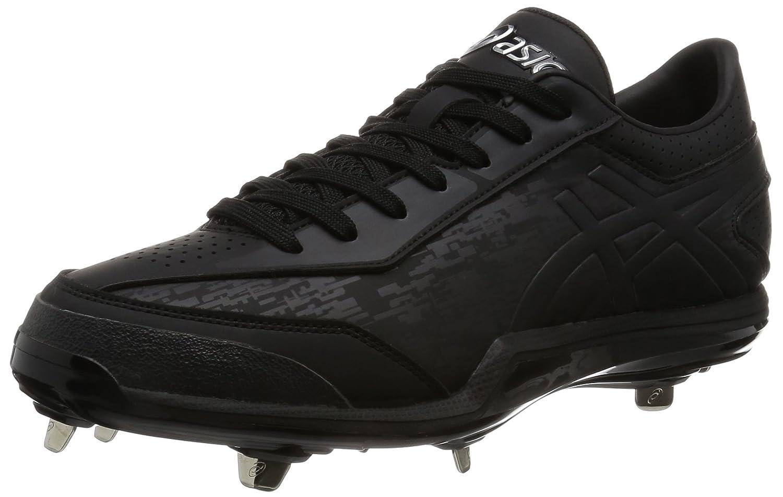 [アシックス] ASICS(アシックス) 野球スパイク アイスタンド SFS210 アイシリーズ SFS210 B01G3J5OWA 28.0 cm|ブラック ブラック 28.0 cm
