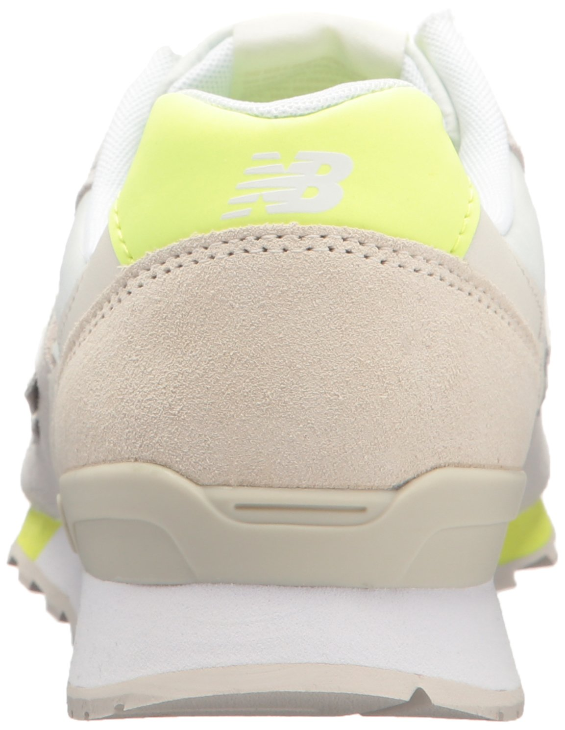 New Balance Women's 696 v1 Sneaker B06XWSP9C4 6.5 B(M) US|Sea Salt/Solar Yellow