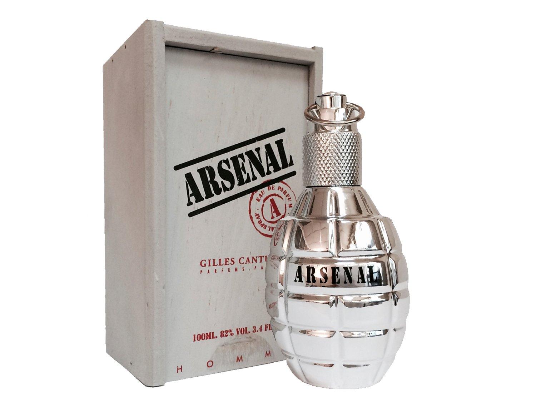 Arsenal Platinum by Remy Latour Eau de Parfum Spray 100ml 1861