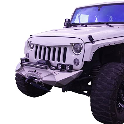 Amazon Com Topfire Fury Replacement Front Bumper With Winch