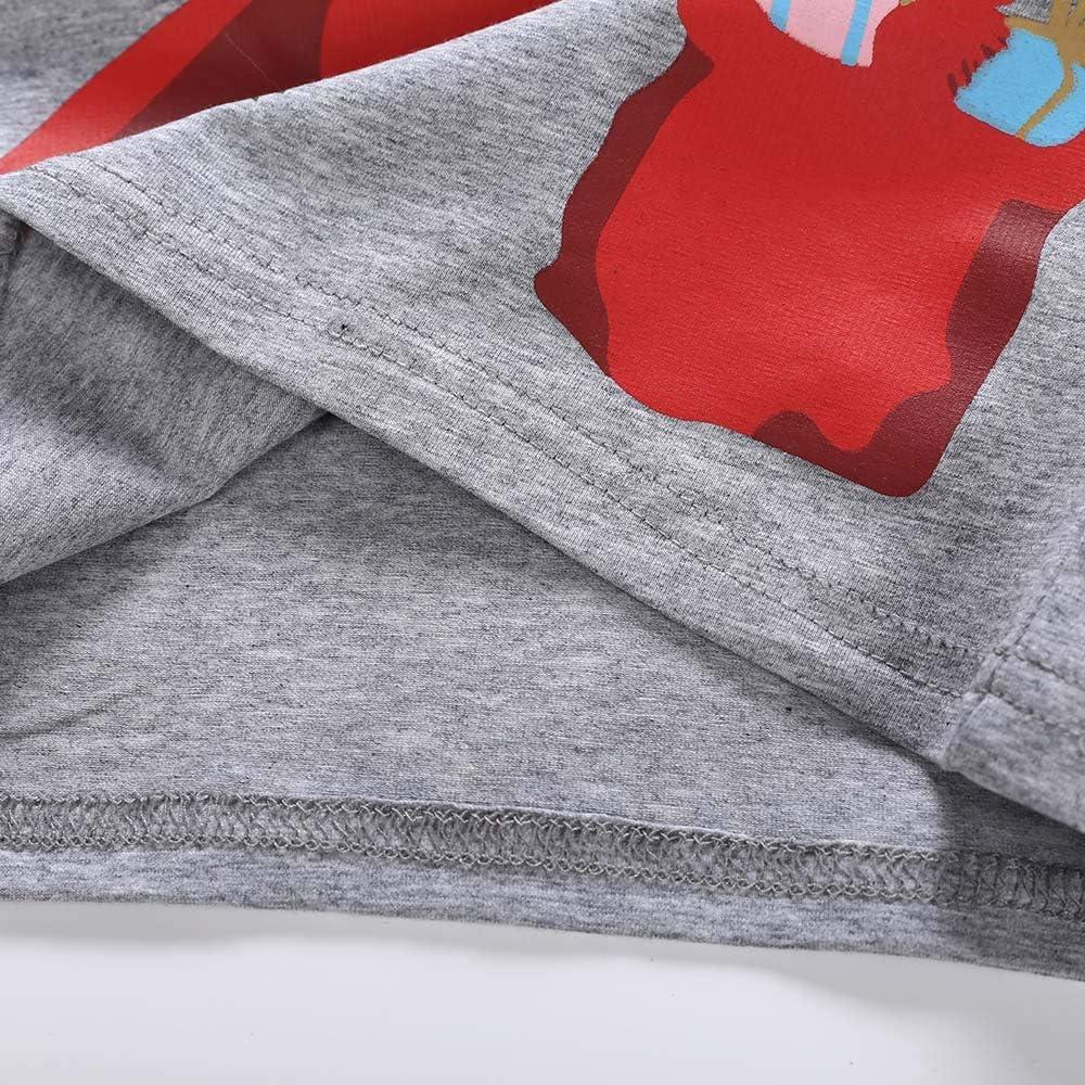 M/ädchen Schlafanzugoberteil Mingfa.y/_Baby Clothes Outfits Clearance Sale Baby