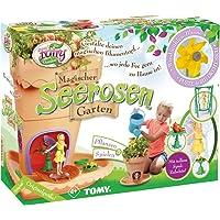My Fairy Garden Speelgoedset, tuin om zelf te planten en te spelen, magische zeerozentuin voor kinderen vanaf 4 jaar…