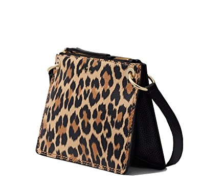 8a9223dcf19d Kate Spade Dunne Lane Leopard Print Caro Crossbody Bag - Multi Color ...