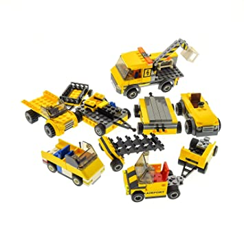 1 x LEGO® City,Haus Tür in gelb wie auf dem Foto gebraucht.