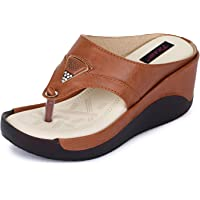 TRASE Fiesta Wedges for Women - 2.5 Inch Heel