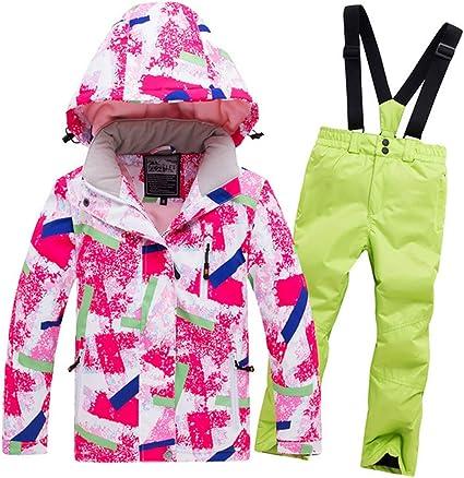 LIMX Combinaison De Ski Enfant Imperméable